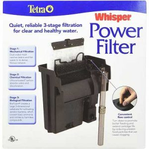 Tetra Whisper Power Filter For Aquariums 3 in 1